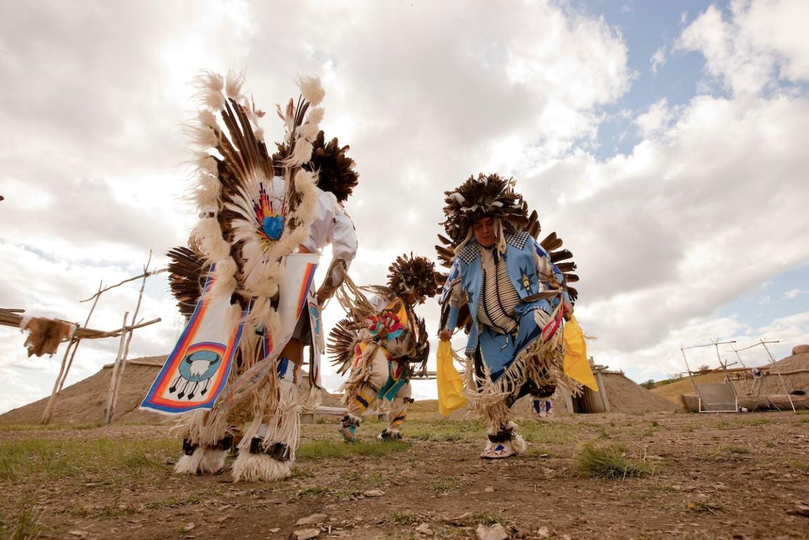 Native American culture in North Dakota