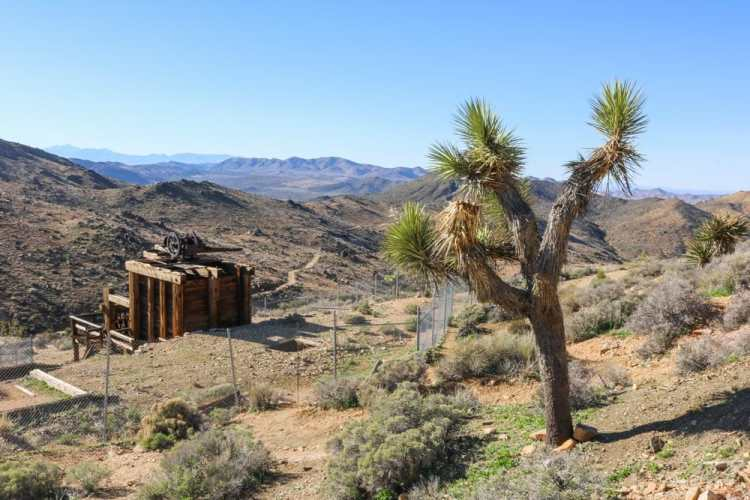 Lost Horse Mine, Joshua Tree National Park Attractions