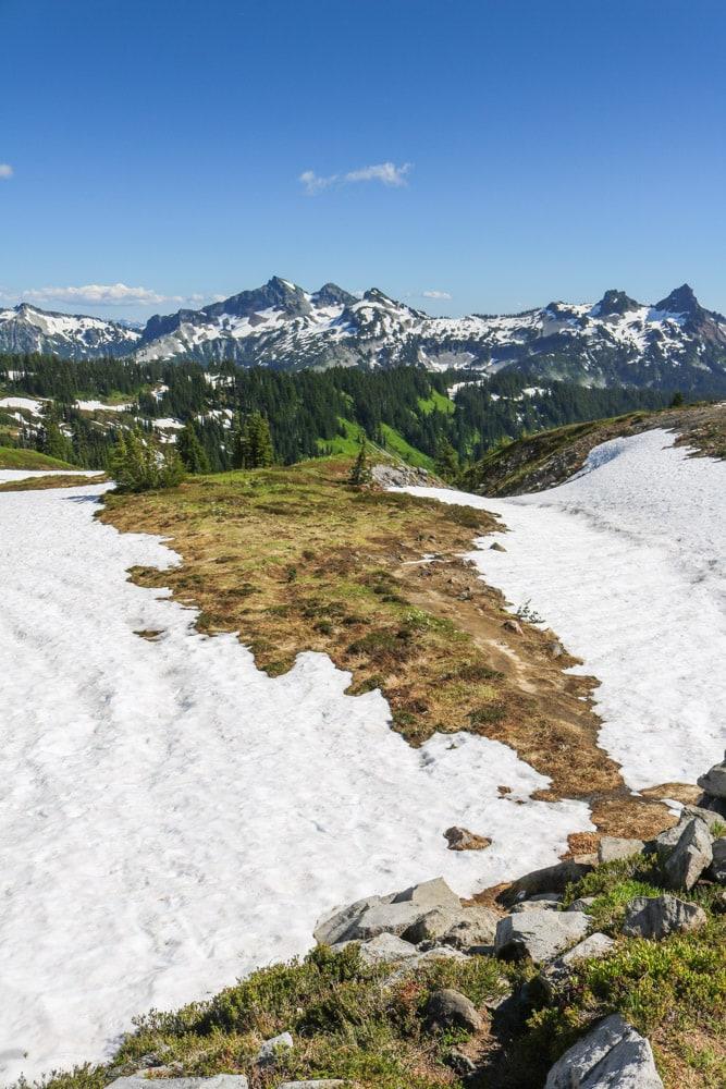 Cascades Range, Mount Rainier National Park