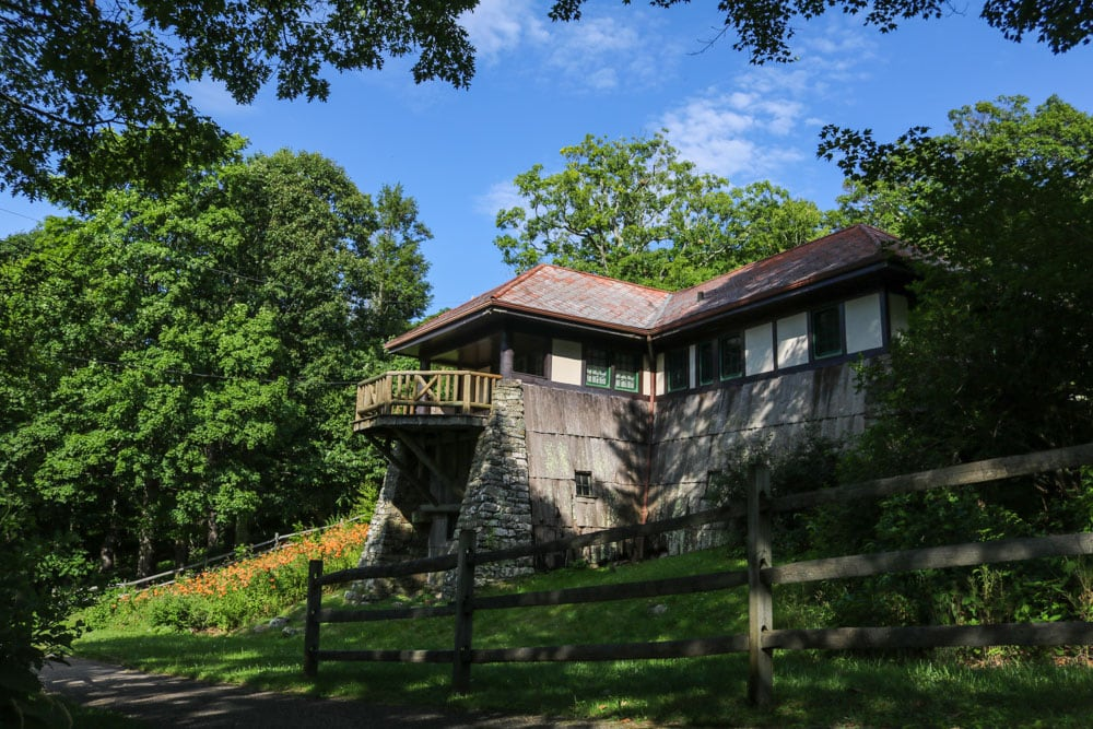 Massanutten Lodge at Skyland, Shenandoah National Park