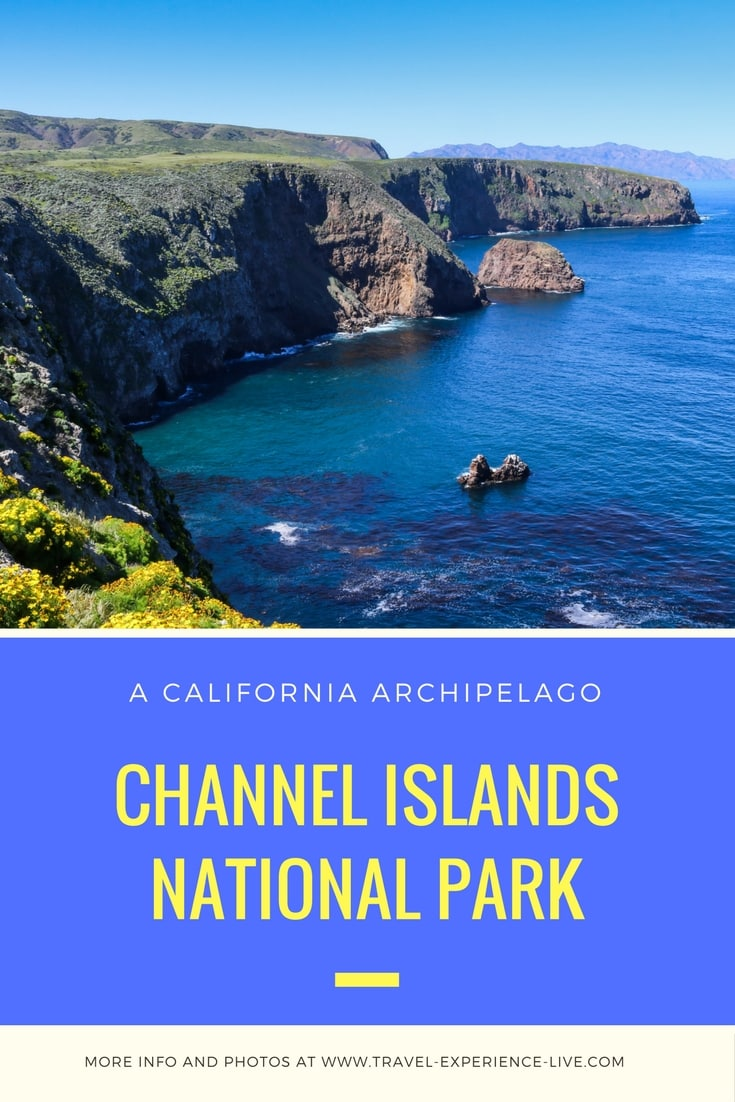 Directions To Channel Islands National Park