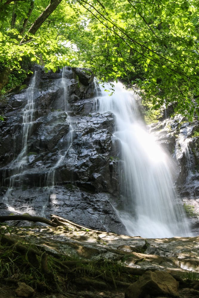 Jones Run Falls, Shenandoah National Park