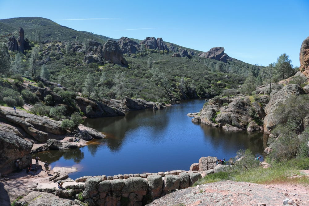 The Reservoir, Pinnacles National Park
