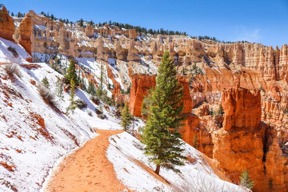 Peek-a-Boo Loop Trail, Hiking Trails in Bryce Canyon National Park