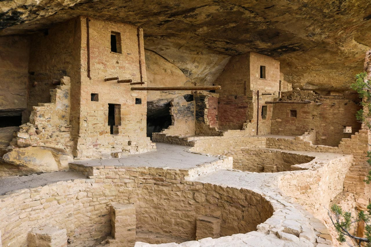 Balcony House, A Day in Mesa Verde National Park