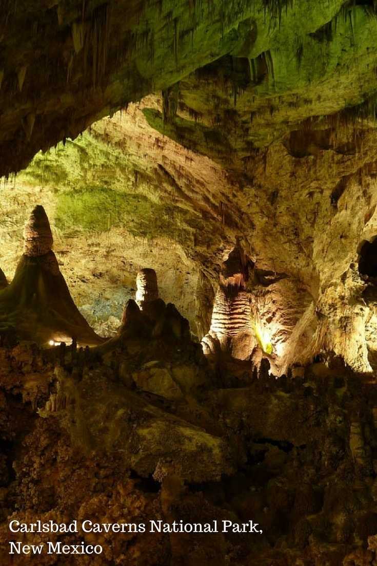 Carlsbad Caverns National Park, New Mexico - Most Underrated National Parks in America