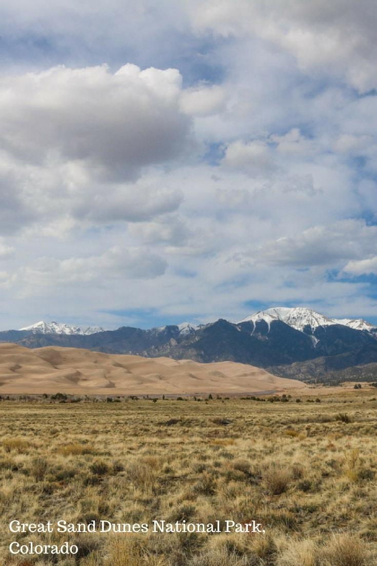 Great Sand Dunes National Park, Colorado - Most Underrated National Parks in America