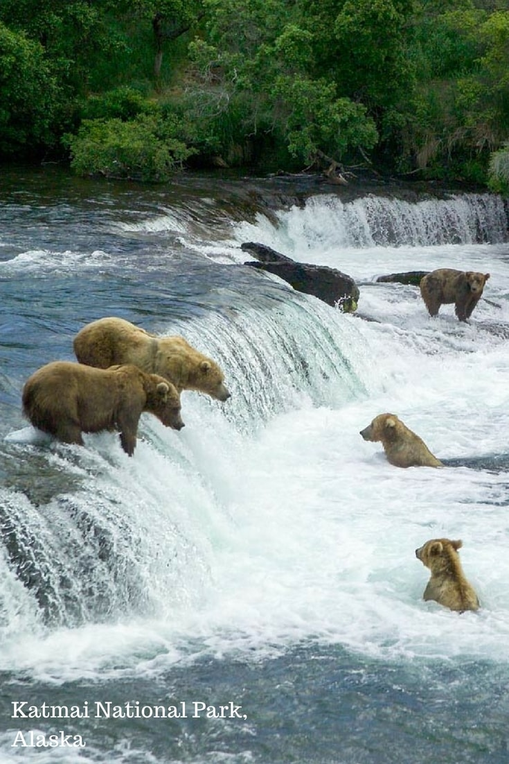 Katmai National Park, Alaska - Most Underrated National Parks in America