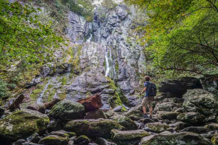 South River Falls - Best Day Hikes in Shenandoah National Park