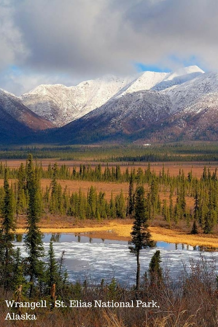 Wrangell - St. Elias National Park, Alaska - Most Underrated National Parks in America