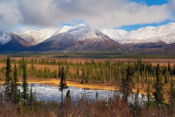Wrangell - St. Elias National Park, Alaska - Least-Visited and Most Underrated National Parks in America
