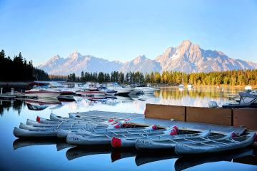 Grand Tetons, Wyoming - National Parks Gateway Towns