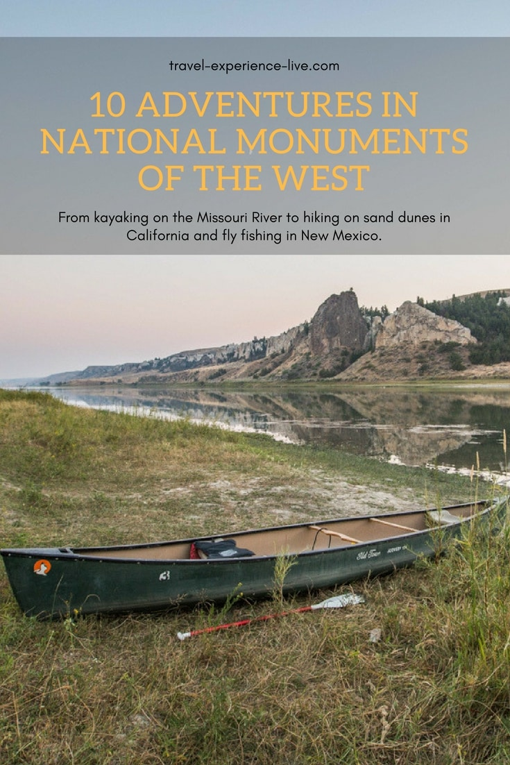 10 Adventures in National Monuments of the West