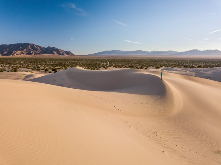 Mojave Trails National Monument - Ten Adventures in National Monuments