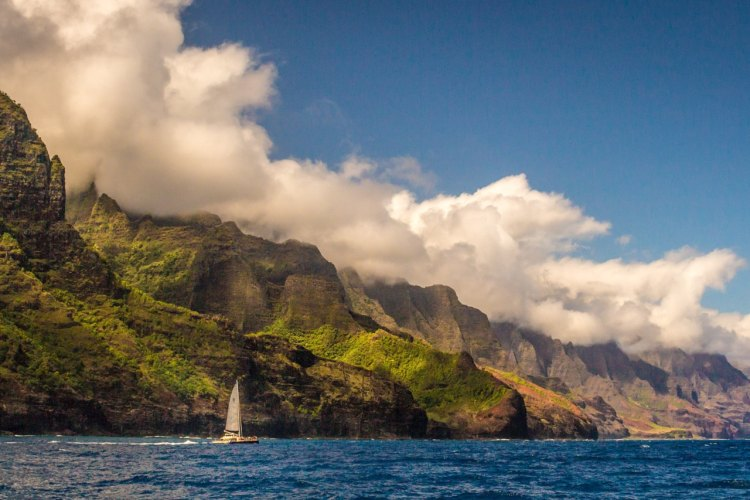 Na Pali Coast State Wilderness Park, Hawaii - Amazing State Parks in the USA