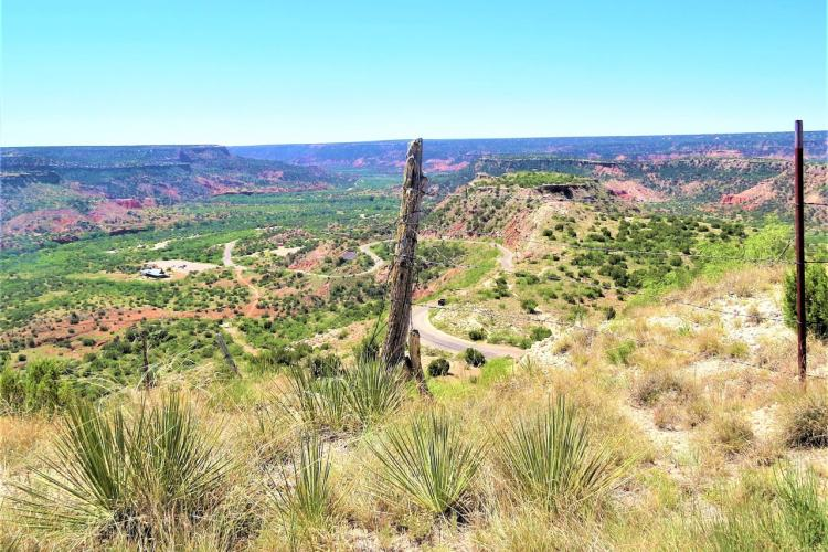 Palo Duro Canyon State Park, Texas - America's Best State Parks