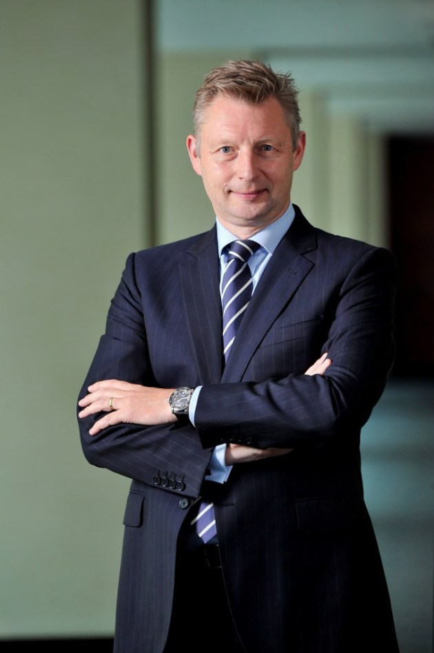 Joost Heymeijer, Senior Vice President, Catering, Emirates Airline_Credit Emirates