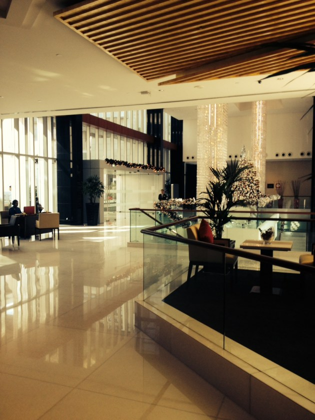 Oberoi Lobby