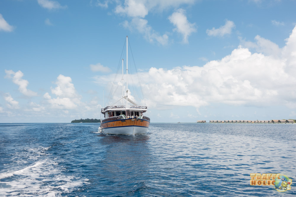 Nautilus One aux Maldives