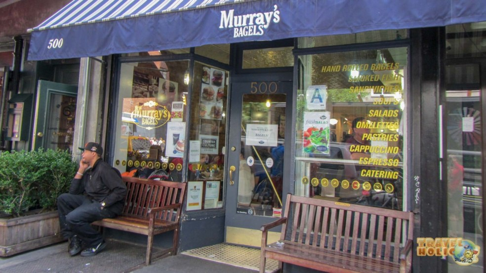 Murray's Bagels