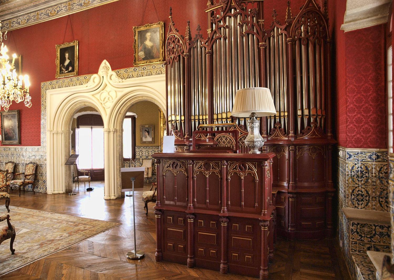 Museu dos Condes de Castro Guimares  Cascais  Museums
