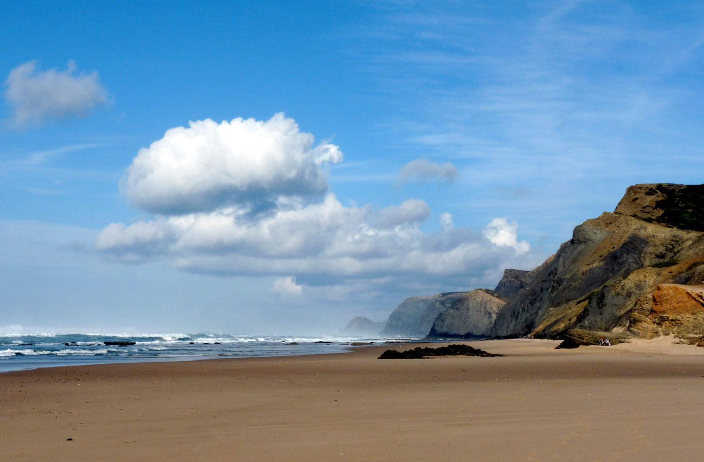 One of the civil parishes of figueira da foz municipality. Praia da Cordoama - Sagres | The Algarve Beaches