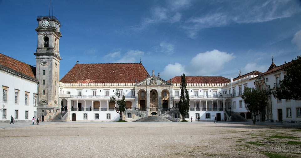 Coimbra Old University  Portugal Travel Guide Photos