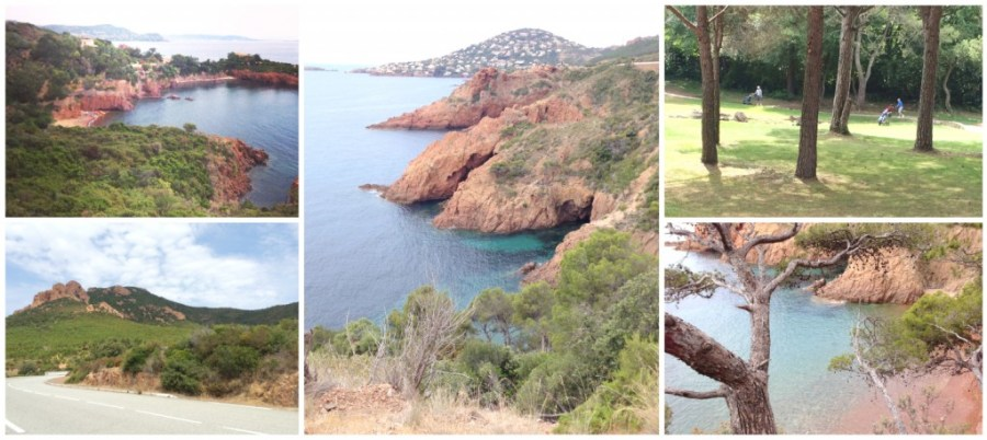 Corniche d'Or - Esterel - © Travel Me Happy