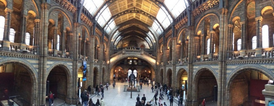 Natural History Museum © Travel-me-happy.com
