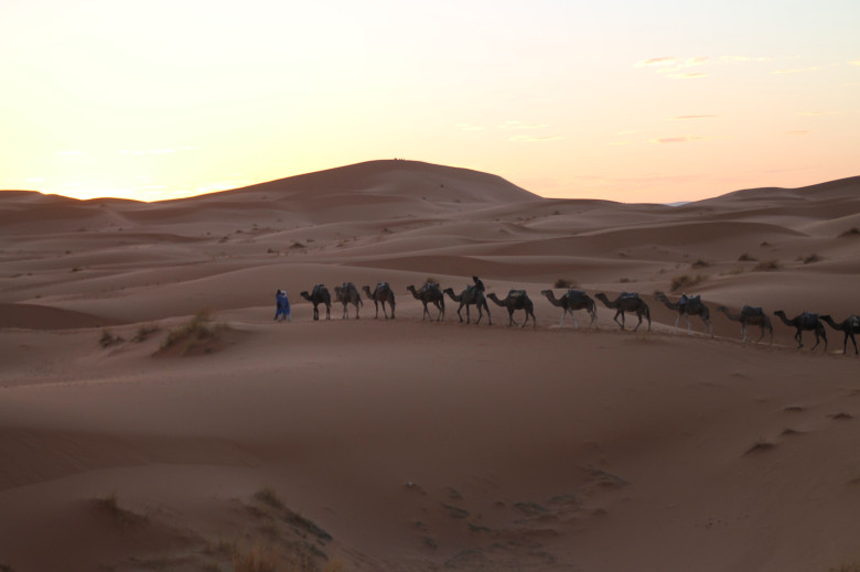 Merzouga 2013 © Travel-me-happy.com