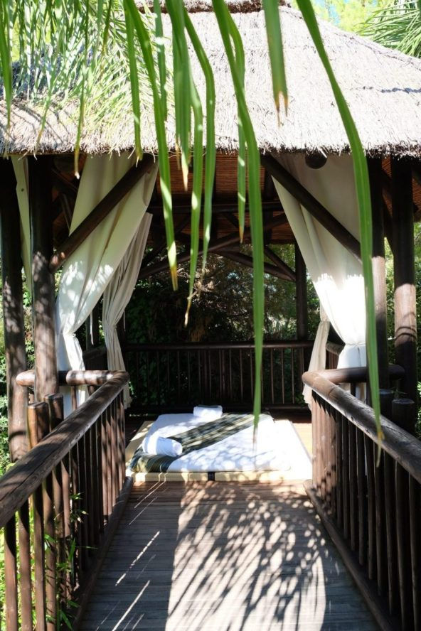 thai spa de l'hotel asia gardens espagne