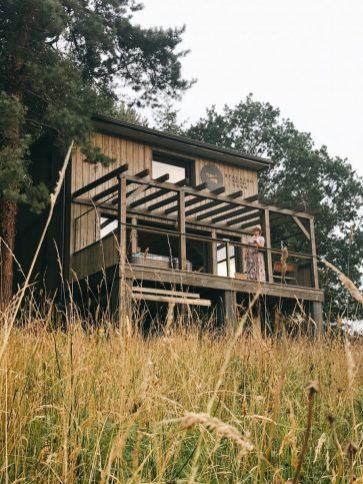 Lodges Spalazen Nature à Palazinges