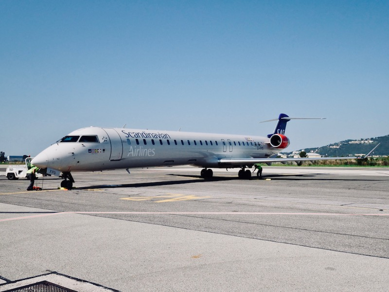 aeroport toulon hyeres scandinavian airlines