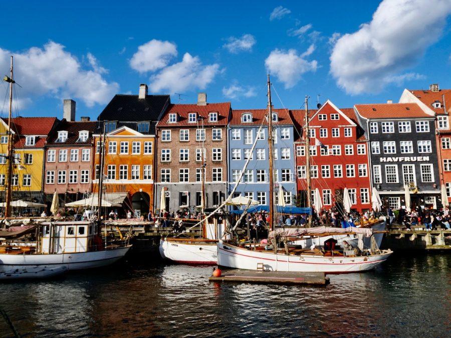 Voyage à Copenhague au départ de l'aéroport Toulon Hyères