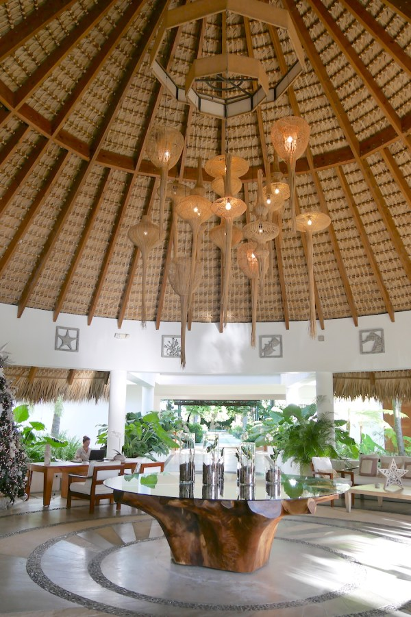 hall hotel sublime samana