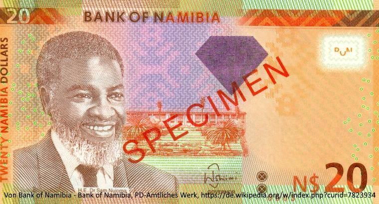 Namibia Dollar