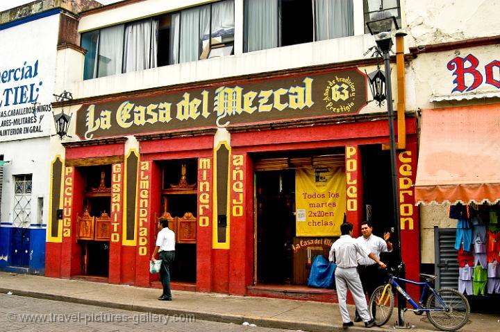 Pictures of Mexico  Oaxaca0012  la Casa del Mezcal
