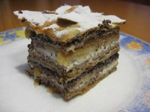 Delicious dessert from Prekmurje