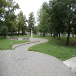 travel-slovenia-sezana-city-park-view
