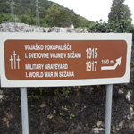 travel-slovenia-sezana-military-graveyard-WWI-view