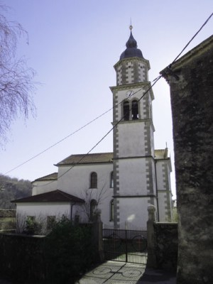 Chuch of Mary the Virgin