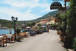 Sivota Lefkada Greece