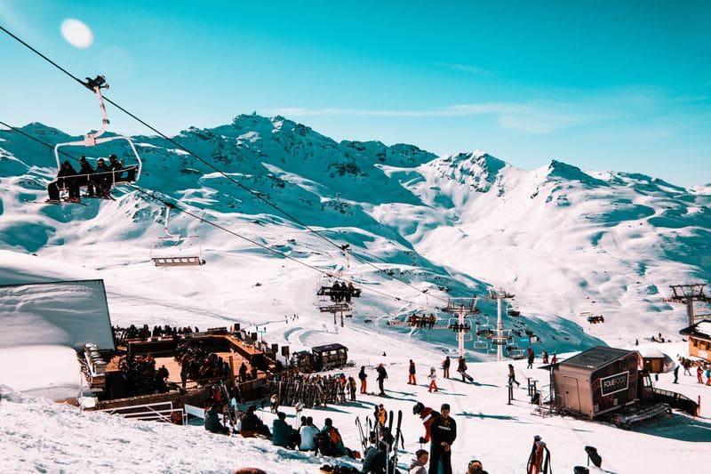 meilleure station de ski France : Val Thorens et la Folie Douce