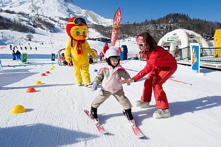 meilleure station de ski France - espace ludique
