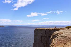 Point Perpendicular, the northernmost tip of Jervis Bay