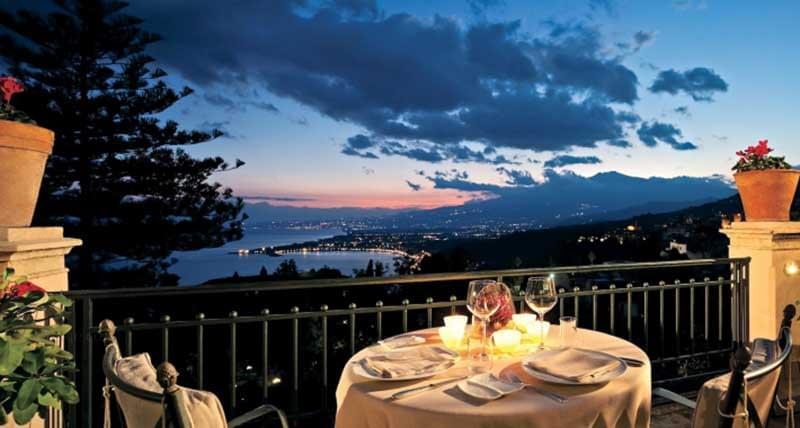 I 10 Ristoranti pi Romantici dItalia