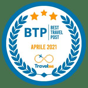 Badge BTP Aprile 2021