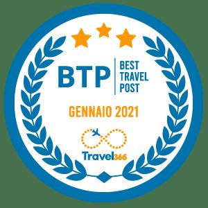 Badge BTP Gennaio 2021