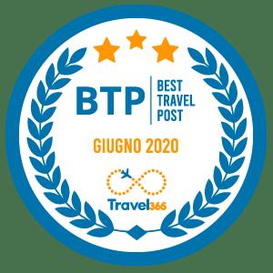 Badge BTP Giugno 2020
