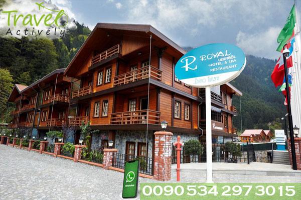 فندق رويال اونجولRoyal Uzungol Hotel&Spa